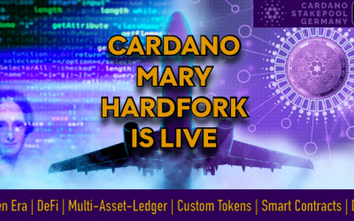 Cardano: Mary Hardfork ist live !